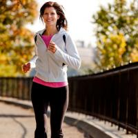 Moderate intensity running increase life expectancy