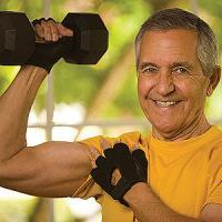 Older adult athletes - inspiring!