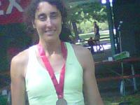 First place, Masters Longboat Island 10k 2011