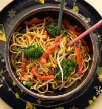 Jennifer's Sichuan noodles