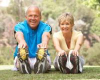 Exercising reduces the risk of dying heart disease, regardless of waist size