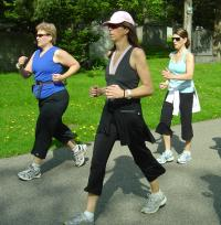 90 percent of people who lose weight and keep it off for at least a year exercise an hour per day.