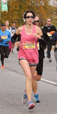 Scotiabank Waterfront Half Marathon 2014